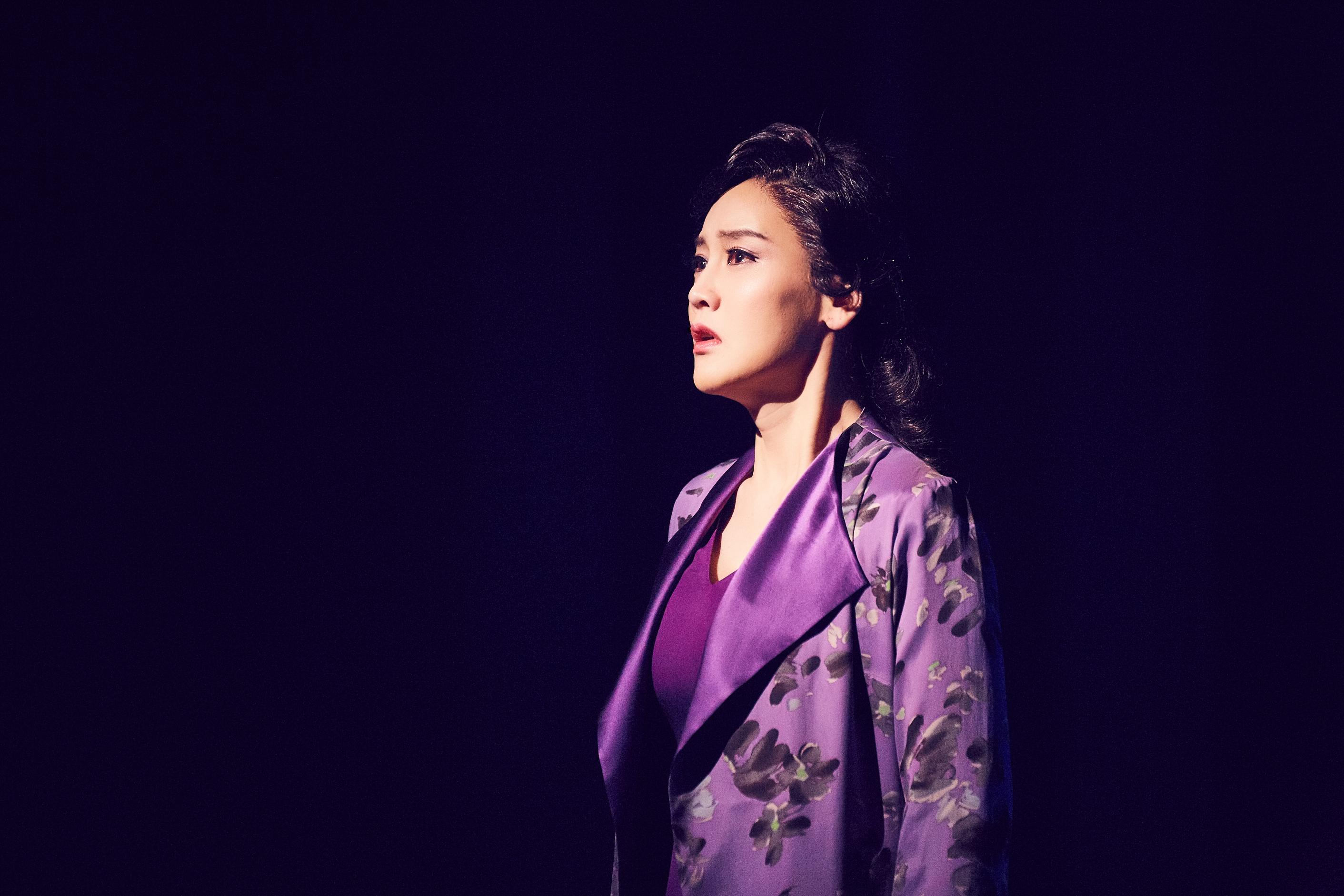 [김선영] 햄릿 공연사진 1
