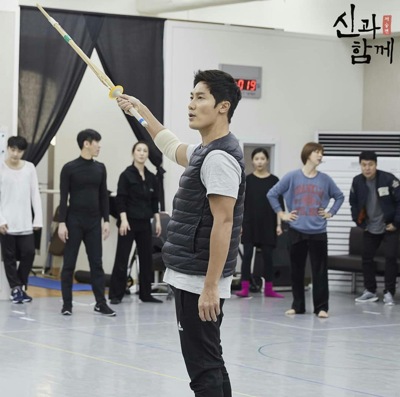 김우형 연습사진
