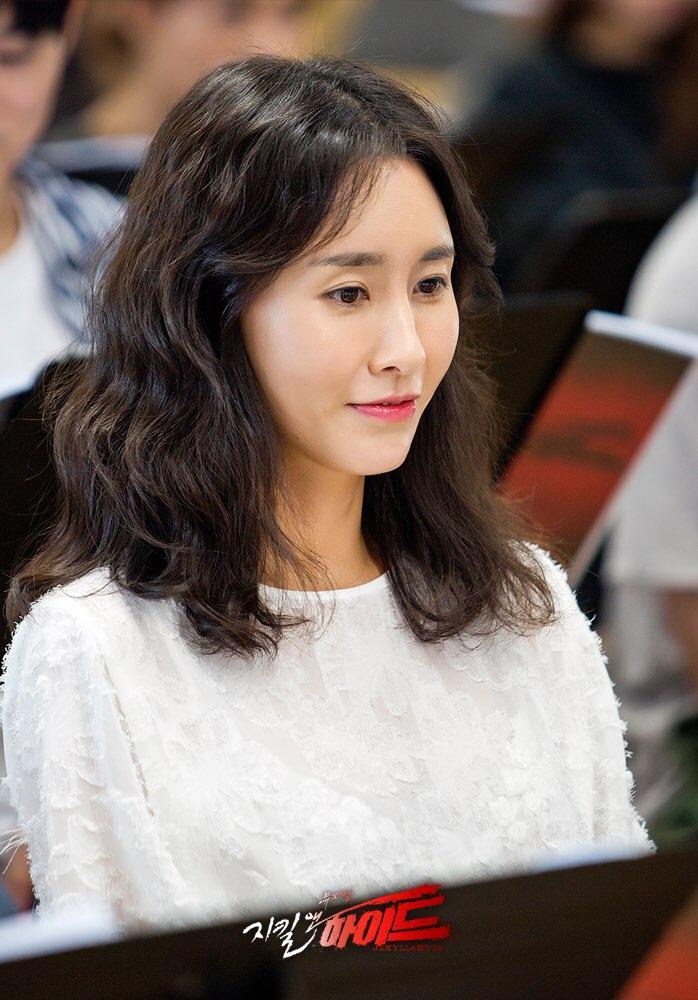 지킬앤하이드_윤공주 연습촬영사진